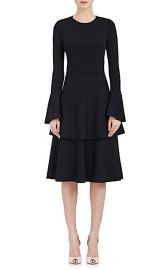 Stella McCartney Compact-Knit Fit & Flare Dress at Barneys