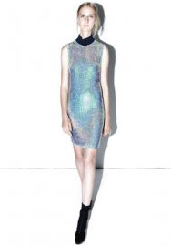 Sleeveless Sequined Dress at 3.1 Phillip Lim