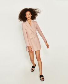Zara Frock Coat Dress at Zara