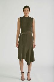 Patchwork Knit Dress by Yigal Azrouel at Orchard Mile