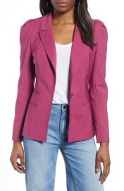 1 STATE Puff Shoulder Blazer   Nordstrom at Nordstrom