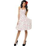 Cherry print dress like Karens at Unique Vintage