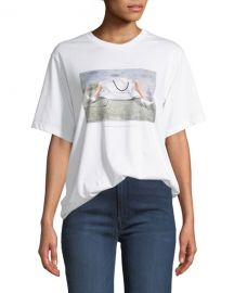 10th Anniversary Graphic Tee at Neiman Marcus