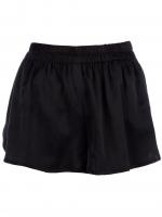 Black shorts like Rachel Bilson at Farfetch