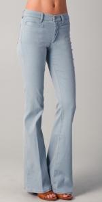 High waisted jeans like Lemon's at Shopbop