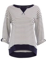 Thin striped top like Zoes at Dorothy Perkins