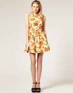 Floral dress like Lemons at Asos