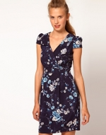 Similar dress in blue at Asos