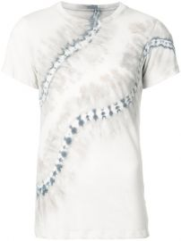 170 Raquel Allegra Tie Dye T-shirt - Buy Online - Fast Delivery  Price  Photo at Farfetch