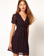 Similar dress in black at Asos