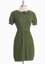 Sweater dress like Annies at Ruche