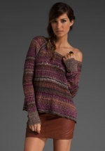 Free People Lost in the Forest Pullover at Revolve