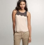 Lace Lisette Shell Top at J. Crew