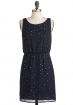 Spotty dress like Annies at Modcloth