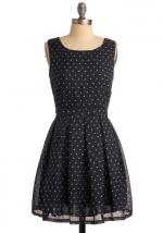 Tiny heart dress at Modcloth