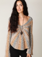 Free People pinwheel pullover at Free People