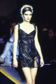 1997 Fall Collection by Versace at Vogue