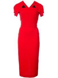 2 080 Roland Mouret Royston Dress - Buy Online - Fast Delivery  Price  Photo at Farfetch