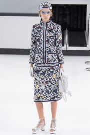 2016 Spring Collection by Chanel at Vogue