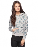 Rose printed sweater like Annies at Forever 21