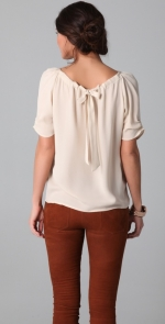 Same blouse in a different color at Shopbop