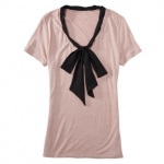 Jason Wu for Target top with black bow at Target