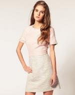 Pastel twofer dress like Janes at Asos