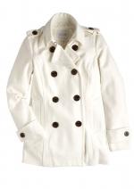 White coat like Janes at Delias