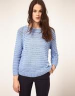 Light blue sweater like Alexs at Asos