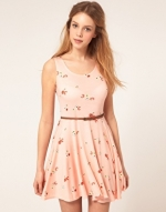 Dress with small flowers like Marys at Asos