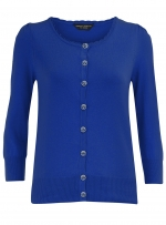 Blue cardigan like Bernadette's at Dorothy Perkins
