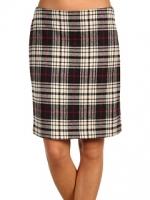 Plaid pencil skirt like Amys at Zappos