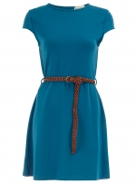 Teal dress like Marys at Dorothy Perkins
