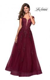 27503 Gown at La Femme