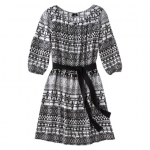 Black and white plus size dress like Shirleys at Target