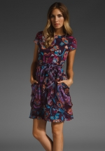 Nanette Lepore dress at Revolve