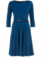 Teal dress like Janes at Dorothy Perkins