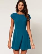 Teal dress like Janes at Asos