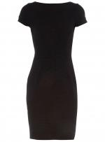 Black short sleeve dress like Janes at Dorothy Perkins