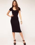 Black pencil dress like Janes at Asos