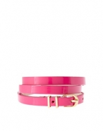 Pink belt like Alexs at Asos