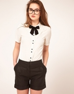 Top with bow tie like Lemons at Asos