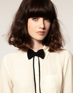 Girl's bow tie at Asos