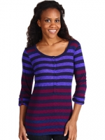 Striped top by Splendid at Zappos