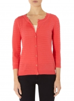 Coral cardigan like Annies at Dorothy Perkins