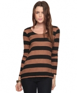 Cream and black stripe top like Janes at Forever 21