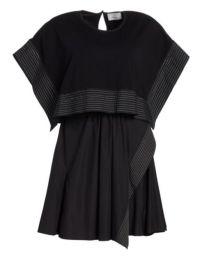 3 1 Phillip Lim - Two-Piece Crop Top  amp  Sleeveless Dress at Saks Fifth Avenue