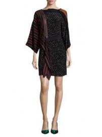 3 1 Phillip Lim - Floral Silk Kimono Dress at Saks Off 5th