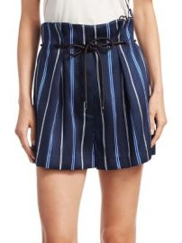 3 1 Phillip Lim - Stripe Shorts at Saks Fifth Avenue