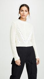 3 1 Phillip Lim Cropped Pullover at Shopbop